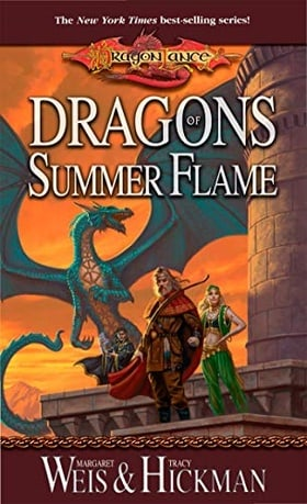 Dragons of the Summer Flame (Dragonlance: Dragons of Summer Flame)