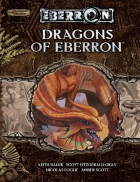 Dragons of Eberron