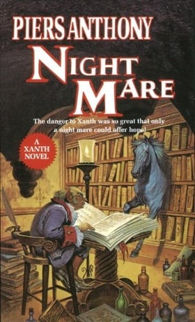Night Mare (Xanth Novels)