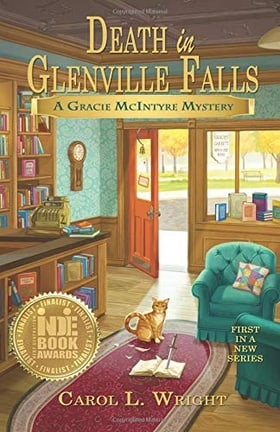 Death in Glenville Falls: A Gracie McIntyre Mystery (Gracie McIntyre Mysteries)