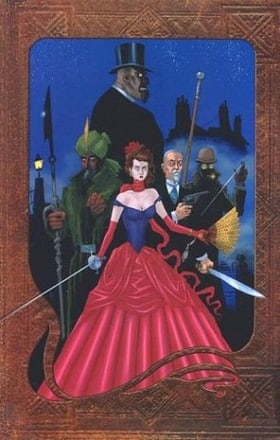 League of Extraordinary Gentlemen, the - Volume One: The Absolute Edition: 1