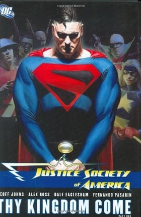 Jsa HC Vol 02 Thy Kingdom Come Part 1 (Justice Society of America (Numbered))