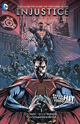 Injustice: Gods Among Us: Year Two Vol. 1