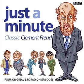 Just a Minute: Clement Freud Classics (BBC Audio)