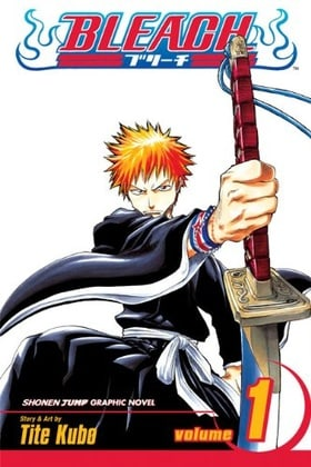 Bleach, Volume 1: Strawberry and the Soul Reapers (Bleach (Prebound))
