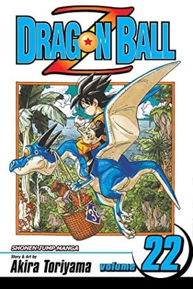 Dragon Ball Z, Vol. 22