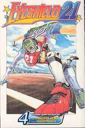Eyeshield 21, Volume 4