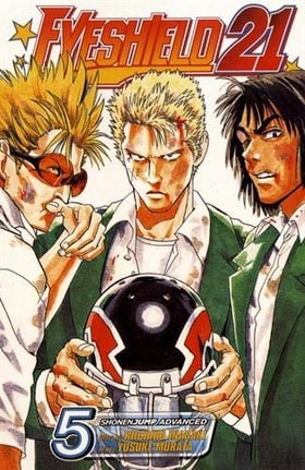 Eyeshield 21, Volume 5