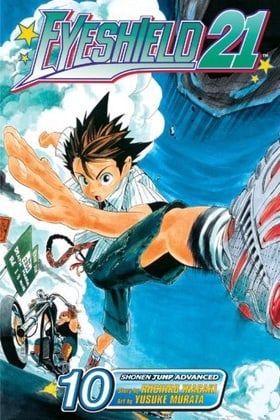Eyeshield 21, Volume 10