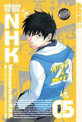 Welcome to the NHK: Volume 05
