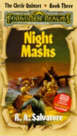 Night Masks (Forgotten Realms)
