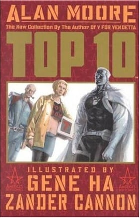 Top 10: America's Best Comics (Top Ten)