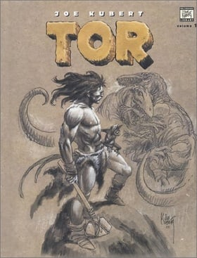 Tor Vol 01 (Joe Kubert Library)