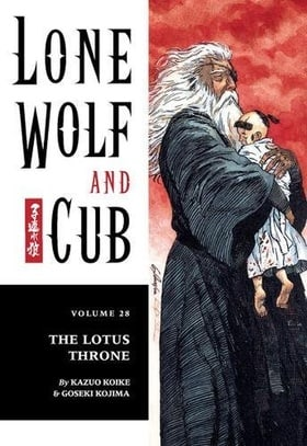 Lone Wolf and Cub Volume 28: The Lotus Throne: Lotus Throne v. 28 (Lone Wolf and Cub (Dark Horse))