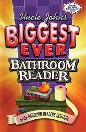 Uncle John's Biggest Ever Bathroom Reader: Tracing the Roots of Violence (Bathroom Readers)