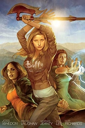 Buffy The Vampire Slayer: Season 8 - Library Edition Volume 1