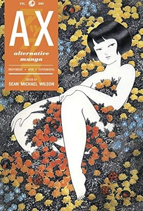 AX Volume 1: A Collection of Alternative Manga