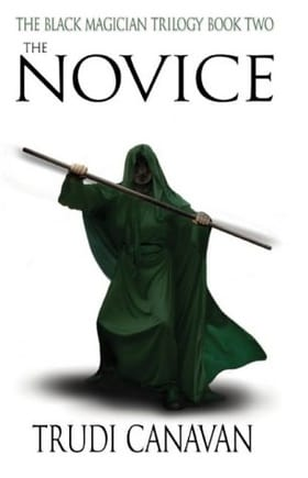 The Novice: Number 2 in series: Black Magician Trilogy, Book 2
