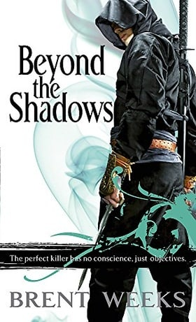 Beyond The Shadows: Book 3 of the Night Angel: Night Angel Trilogy Book 3