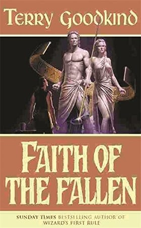 Faith Of The Fallen (GOLLANCZ S.F.)