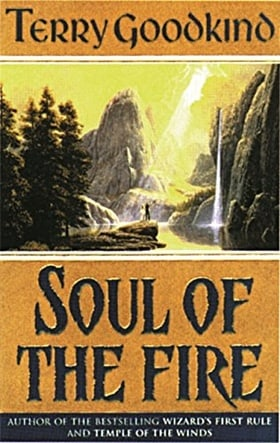 Soul of the Fire: Soul of the Fire Bk. 5