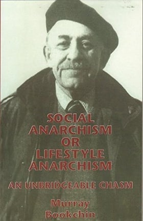 Social Anarchism Or Lifestyle Anarch: An Unbridgeable Chasm
