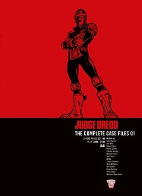 Judge Dredd: Complete Case Files v. 1