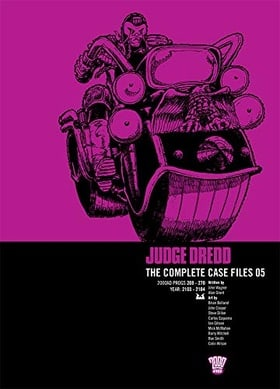 Judge Dredd: Complete Case Files v. 5