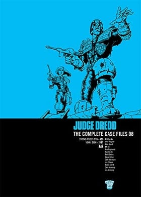 Judge Dredd: Complete Case Files v. 8 (Judge Dredd)