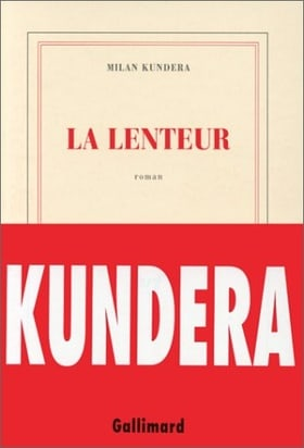 La Lenteur (French Edition)