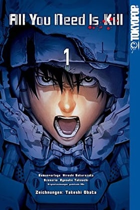 All You Need Is Kill Manga 01