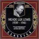 Meade Lux Lewis: 1939-1941