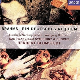 Brahms: Ein deutsches Requiem [IMPORT]