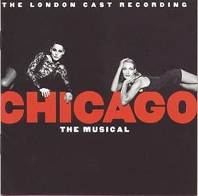 Chicago - The Musical (1998 London Cast)