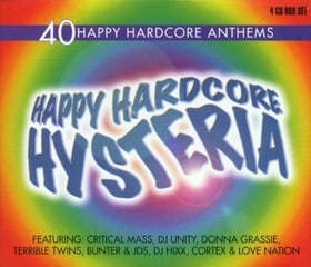 Happy Hardcore Hysteria Vol.1: 40 Happy Hardcore Anthems