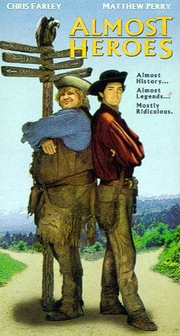 Almost Heroes [VHS]