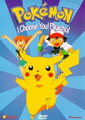 Pokemon: I Choose You   [Region 1] [US Import] [NTSC]