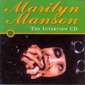 Marilyn Manson - The Interview CD