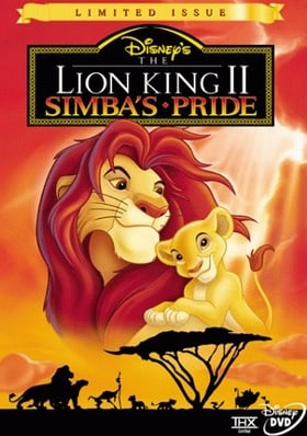 The Lion King II: Simba's Pride (Limited Issue)