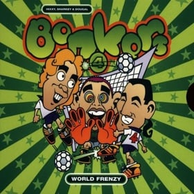 Bonkers Vol.4: Mixed By DJ Hixxy/Mc Sharkey/Dougal