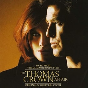 NEW L'affaire Thomas Crown - L'affaire Thomas Crown (CD)