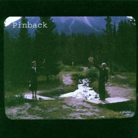 This Is a Pinback CD
