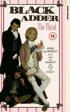 Blackadder the Third - Sense and Senility [VHS] [1987]
