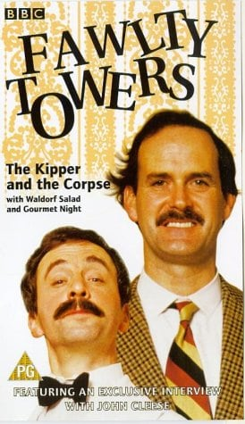 Fawlty Towers - Kipper and the Corpse [VHS] [1975]