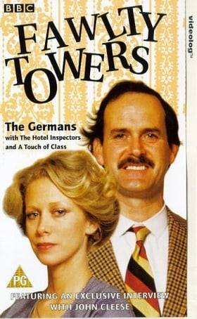 Fawlty Towers - Germans [VHS] [1975]