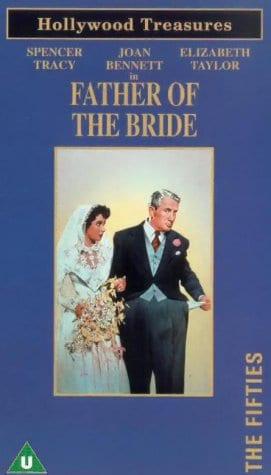 Father of the Bride (1950) [VHS]