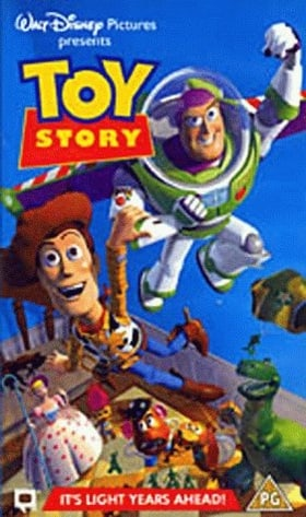 Toy Story [VHS] [1996]