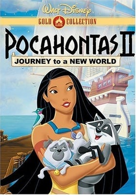 Pocahontas II: Journey to a New World (Disney Gold Classic Collection)