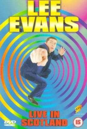 Lee Evans - Live In Scotland [1998]