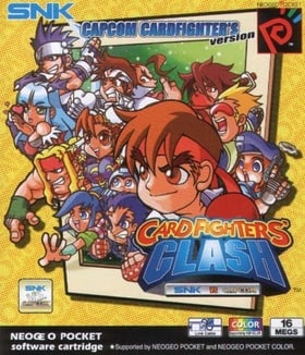 SNK vs. Capcom: Card Fighters's Clash - Capcom Version